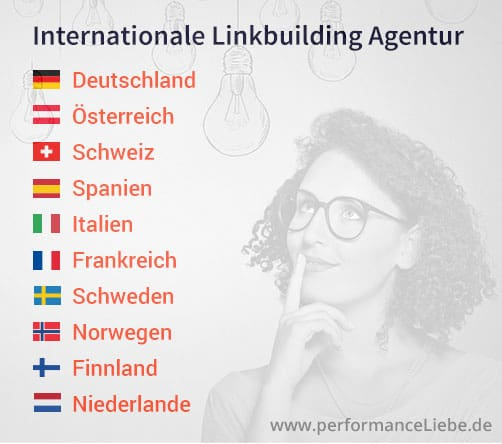 Internationale Linkbuilding Agentur