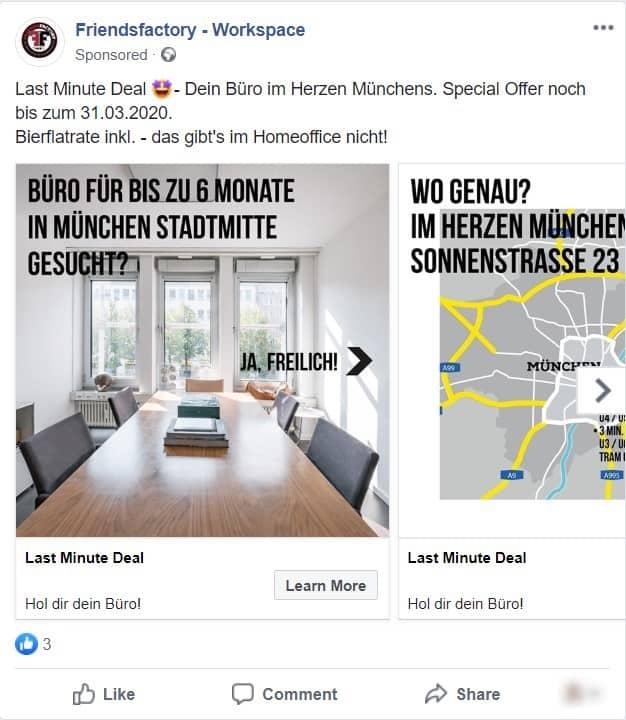 Neukundengewinnung mit Facebook Ads