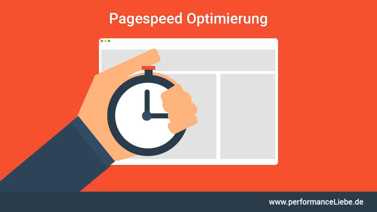 Pagespeed Optimierung: schnellere Webseite